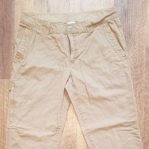 Columbia 34x34 Omni-Shield Khaki Pants